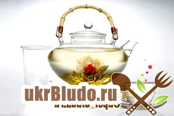 Фото - білий чай рецепт