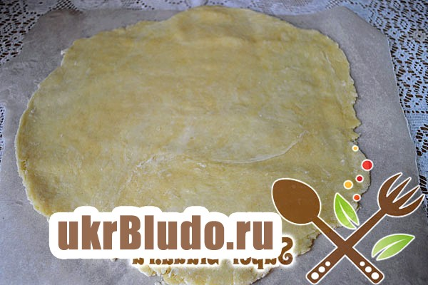 Фото - пісочний яблучний пиріг рецепт