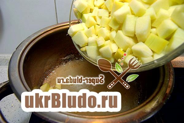 Фото - кабачкове варення з лимоном рецепт