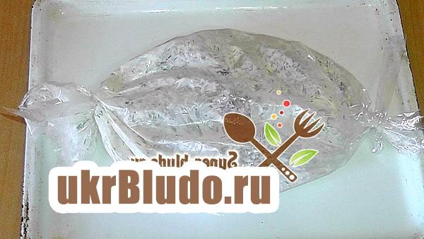 Фото - куряче стегно в духовці рецепт