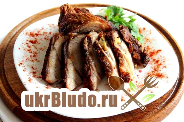 Фото - Як приготувати запечене м'ясо в духовці