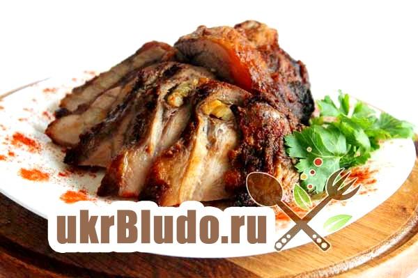 Фото - Як запекти м'ясо в духовці в рукаві