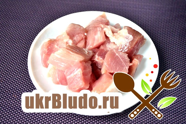 Фото - м'ясо в рукаві рецепт
