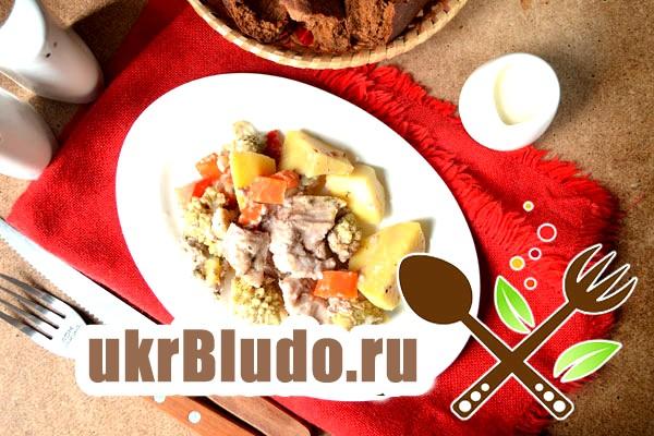 Фото - м'ясо в духовці в рукаві рецепт