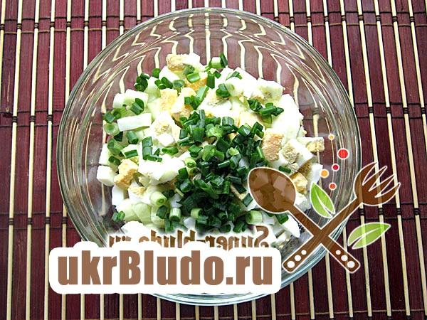 Фото - салат весняний рецепт з редискою