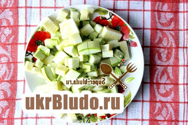 Фото - рецепт овочевого страви