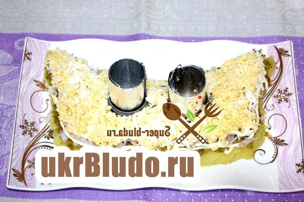 Фото - новорічні салати