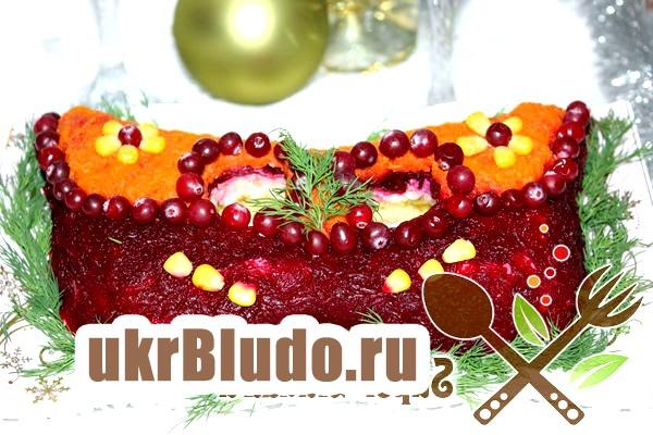 Фото - новорічні салати з фото