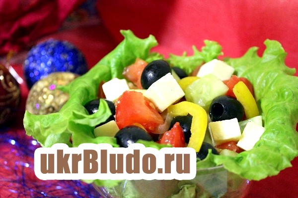 Фото - Швидкий салат