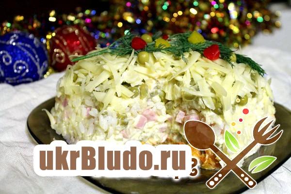 Фото - Нові салати на новий рік