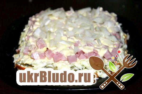 Фото - салати на Святковий стіл
