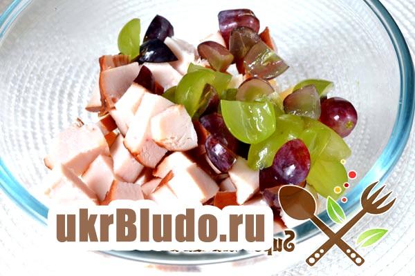 Фото - салат з курки з сиром рецепт
