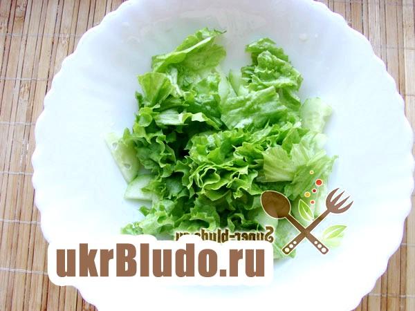 Фото - салат зі свіжого буряка