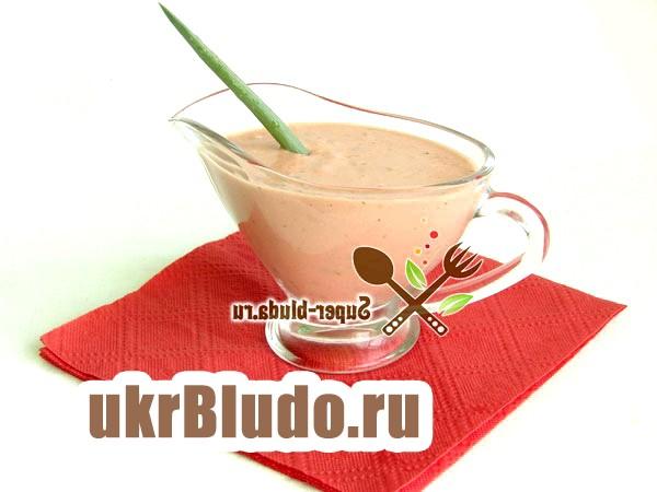 Фото - томатний соус рецепт з фото