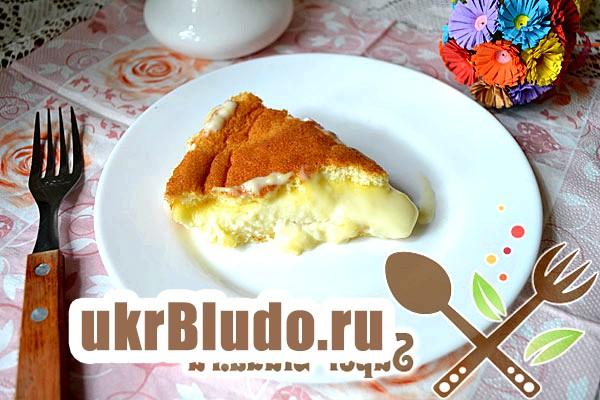 Фото - розумне тістечко рецепт