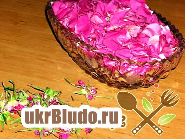 Фото - як варити варення з троянд рецепт