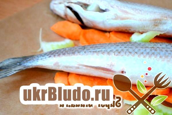 Фото - риба запечена в духовці